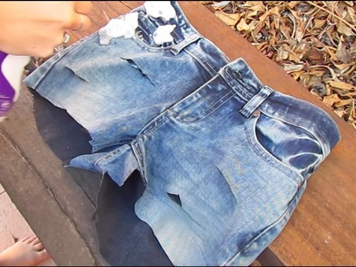 DIY - How To Make Shorts!