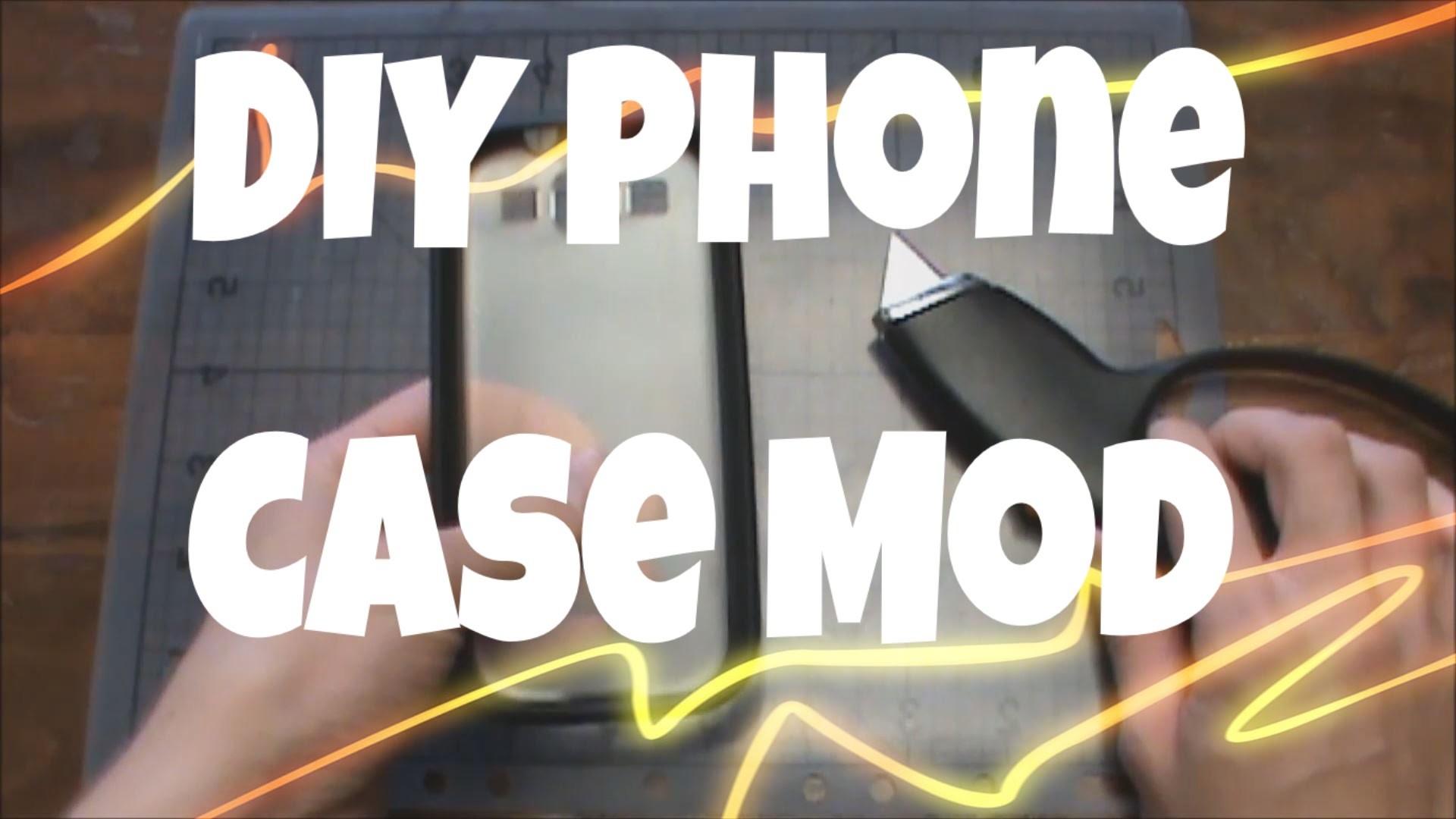 DIY Phone Case Mod