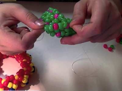 How to make a 3D Kandi Cuff (Tutorial)