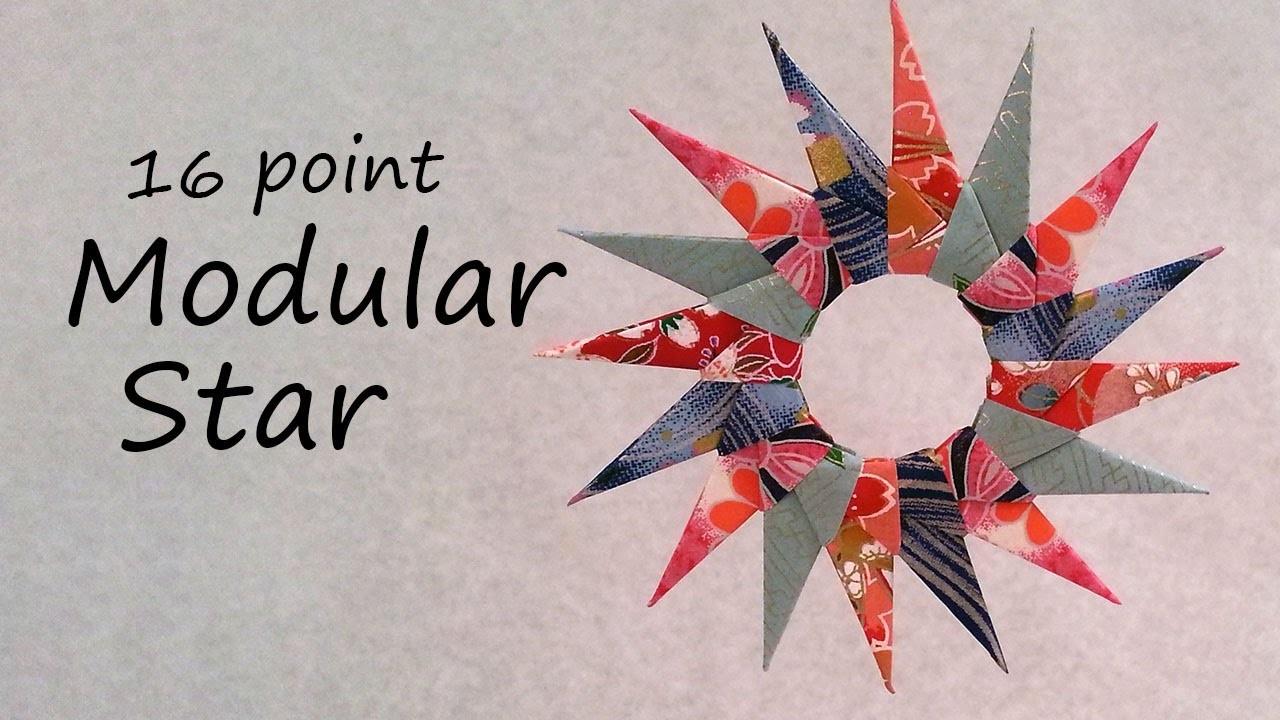 Modular Star: Tutorial