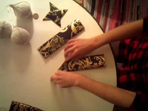 Origami Tutorial: Christmas Decorations