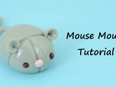 Polymer Clay Mouse Mouse (Pun) Tutorial