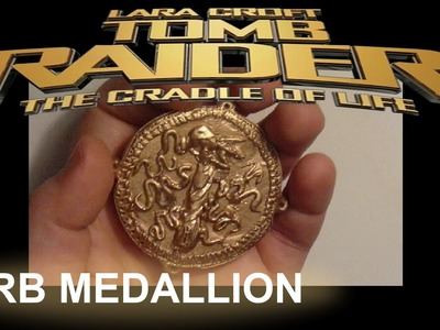 Tomb Raider The Cradle of life Medallion Time lapse Tutorial (HD)
