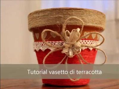 Tutorial vaso di terracotta