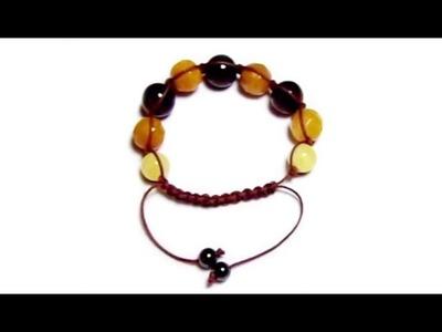 Video Tutorial: Shamballa Bracelet