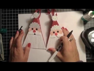 A Favorite Santa Project Video Tutorial