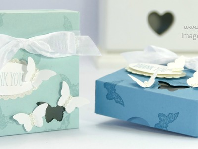 Beautiful Butterfly Window Box Tutorial
