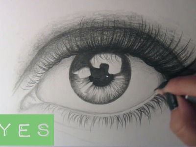 Drawing an Eye + Shading Tutorial | Pypahs art