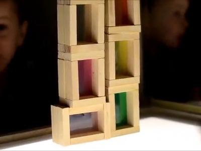 How to Make DIY Color Blocks for Kids