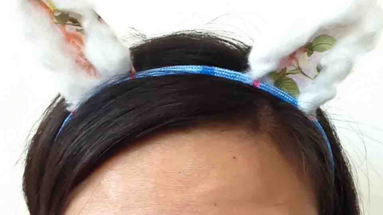 Make a Cute Easter-Themed Bunny Headband - DIY Style - Guidecentral