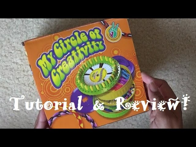 My Circle of Creativity Review & Box Knot Keychain Tutorial!