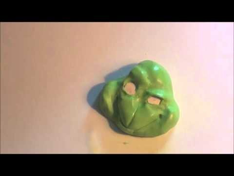 The Grinch | Polymer Clay Tutorial