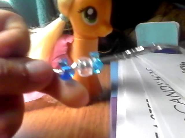 DIY- how to make a necklace for your mlp