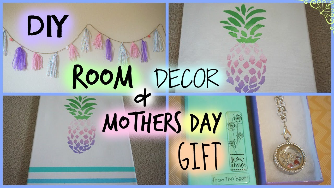 DIY Room decor | Mother's Day gift| 2015