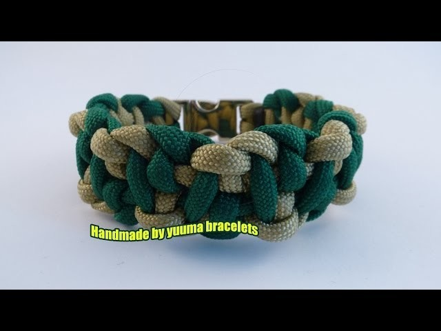 Dna Paracord Bracelet Tutorial