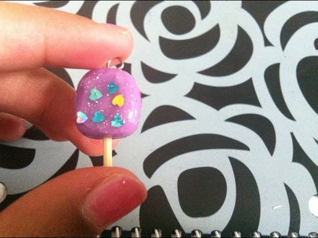 Easy Popsicle Charm Tutorial