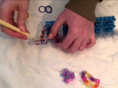 Full Moon Loom Bracelet Tutorial