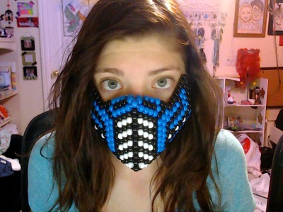 Full Subzero Kandi Mask Tutorial