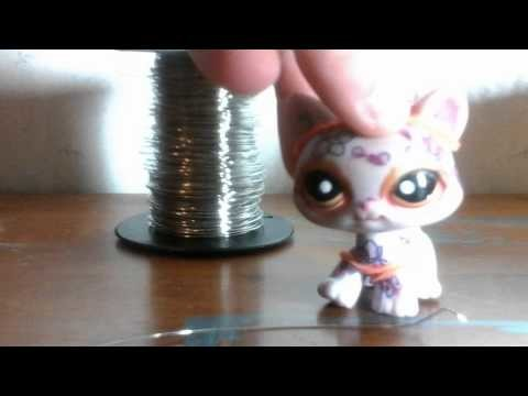 Lps: DIY neclaces
