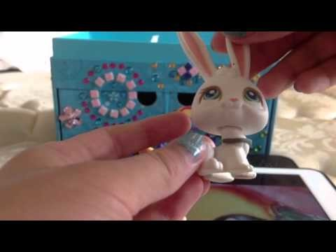 LPS Necklaces DIY (how to make a Necklace for your Doll.LPS)
