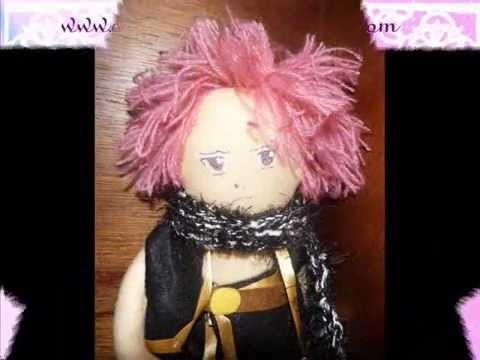 Natsu dragneel Fairy Tail Diy