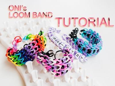 ONI's LOOM Band Tutorial