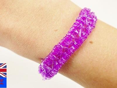 Scoubidou bracelet. Tutorial: How to make another variaty bracelet?