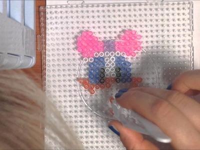 Tutorial Hama Beads Paperina