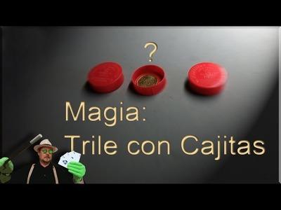 Tutorial, Magia: Trile con cajitas REVELADO. (Magic REVEALED Tutorial: shell game with small boxes)