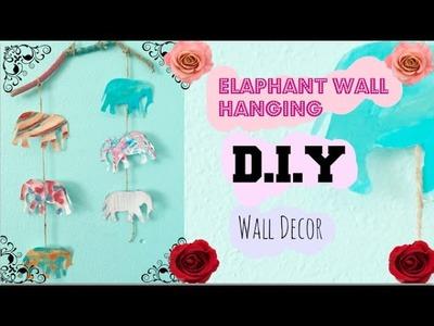 Wall Hanging Elephant Tutorial
