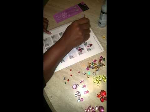 Bling Cluster Tutorial by FunnyCheeksTJ