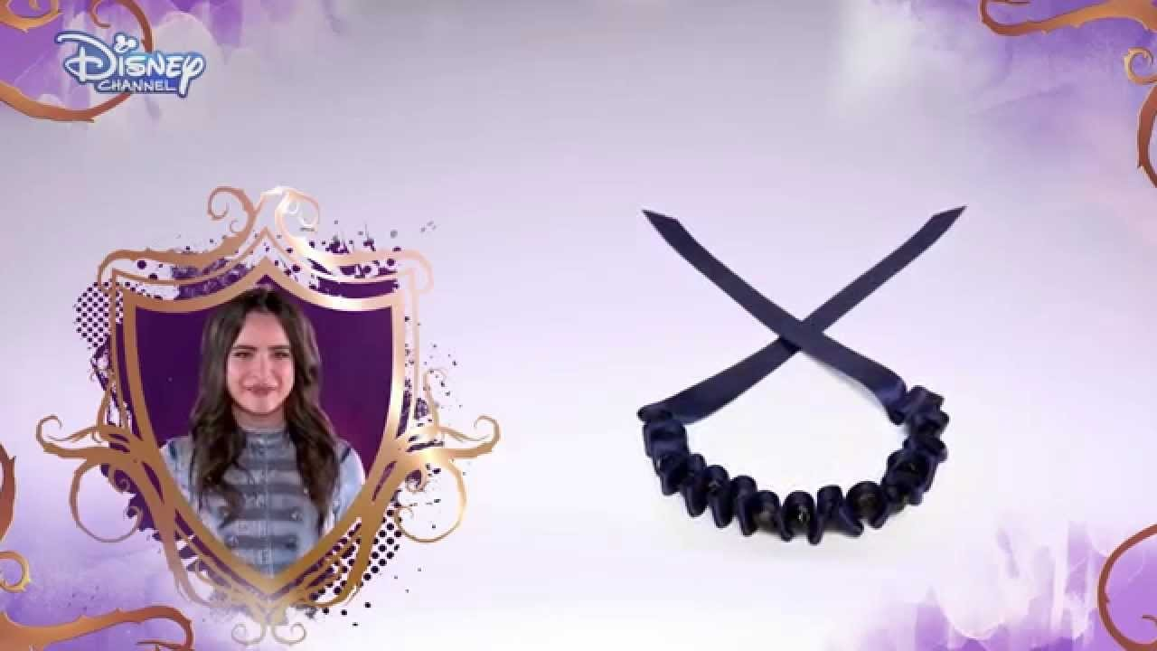 Disney Descendants  ♥  Exclusive Pearl Bracelet Tutorial  ♥