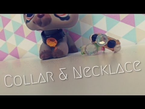 DIY Lps Necklace and Collar