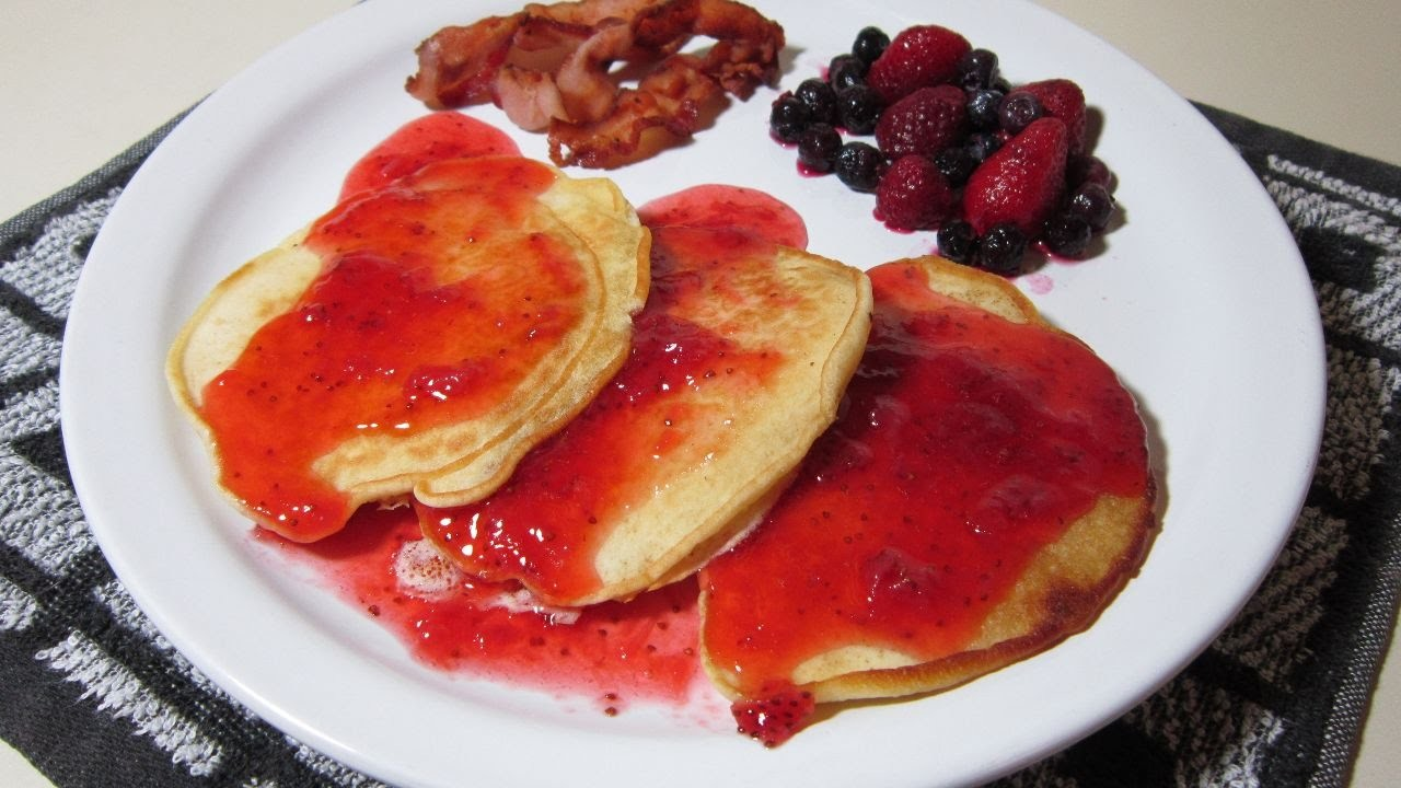 How To Make Delicious Strawberry Pancake Syrup - DIY Food & Drinks Tutorial - Guidecentral