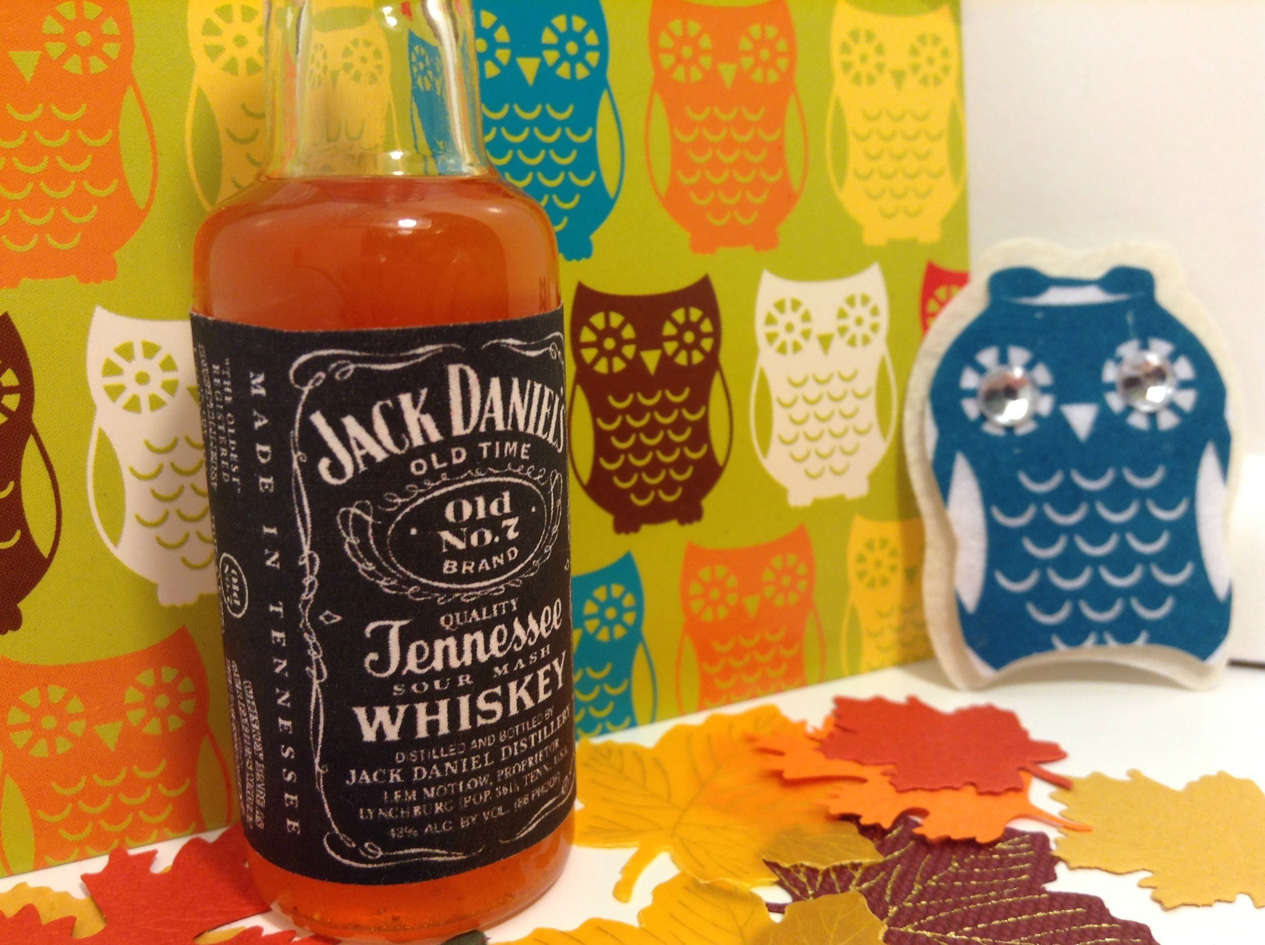 Jack Daniles Bottle Charm Tutorial