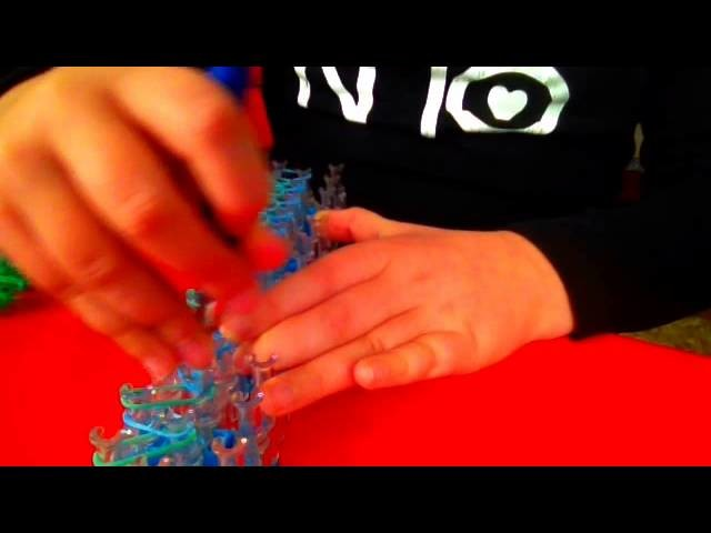 Loom Bands Tutorial Easy Single Chain