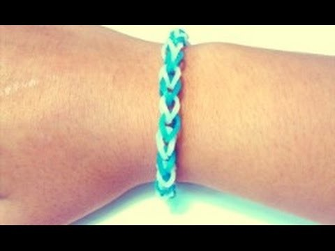 ♥Loom Bandz♥ -Easy-.tutorial