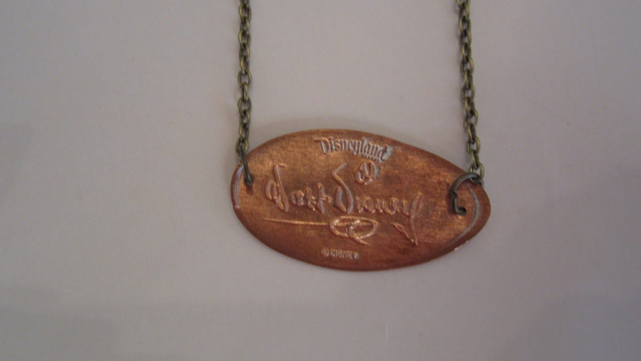 Make a Pressed Penny Necklace - DIY Style - Guidecentral