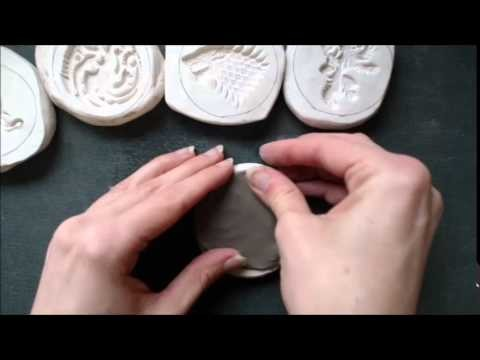 Pottery Lesson - Two Minute Tutorial: How to Take a Copy