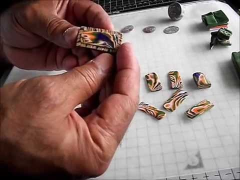 Simple Mokume Stack Tutorial, Out Of The Box with Victor Morales!