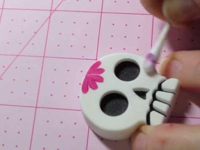 Sugar Skull Painting Tutorial