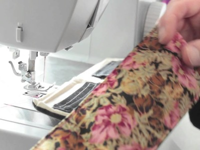 Vaudeville Hippie - How to make a Wallet (Tutorial)
