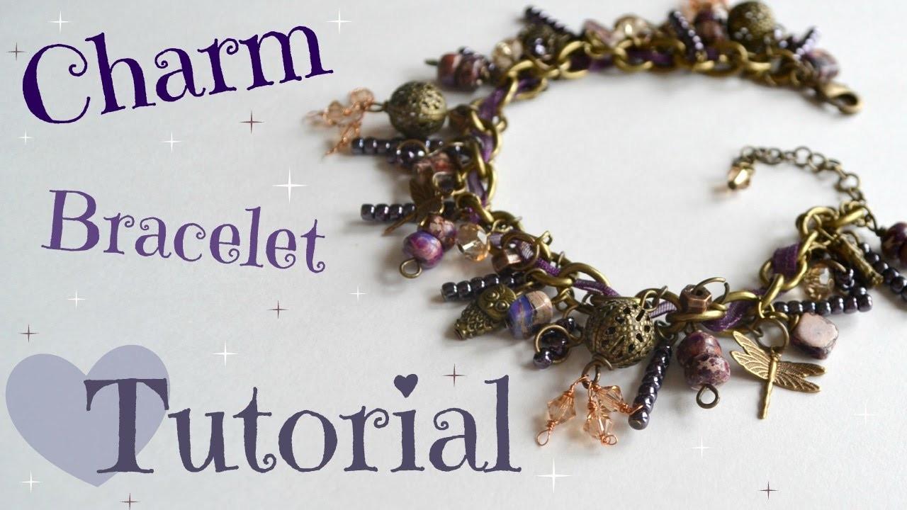 Charm Bracelet Tutorial