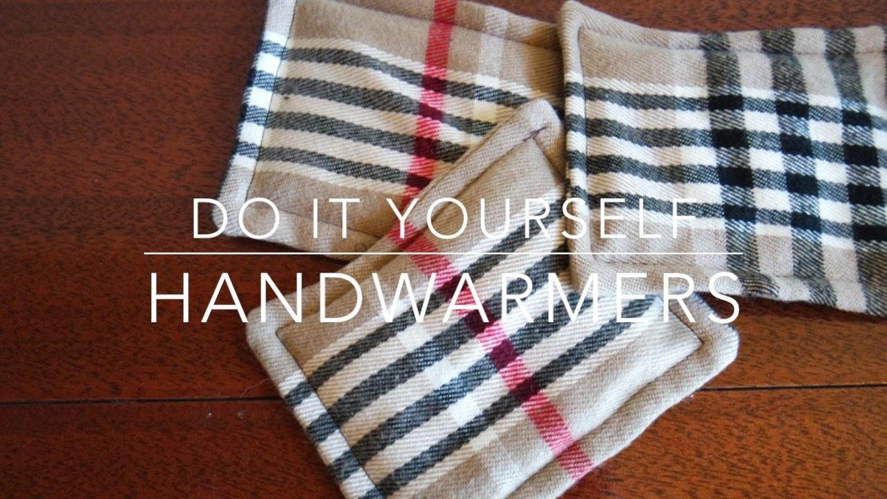 DIY Handwarmers