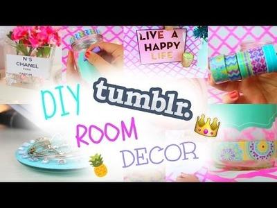 DIY ROOM DECOR♡⎮Tumblr Inspired