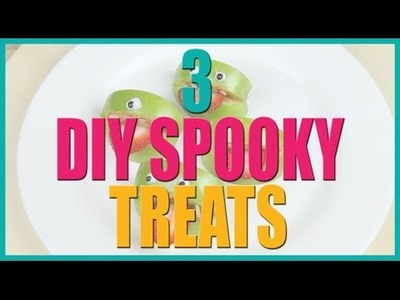 DIY Spooky Treats