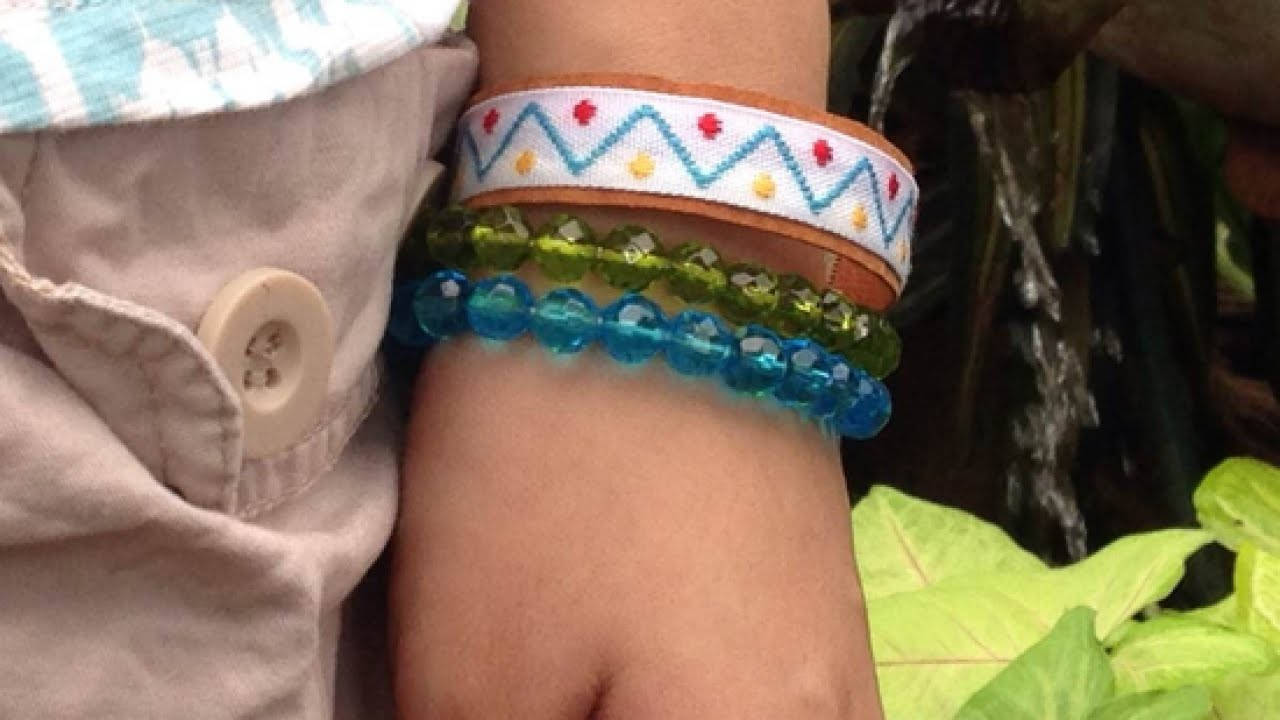 Make a Colorful Leather Bracelet - DIY Style - Guidecentral