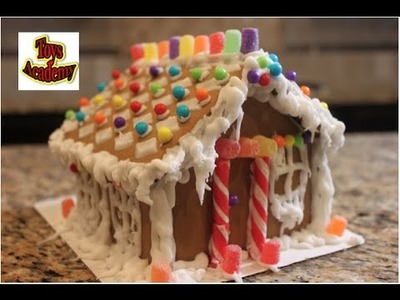 Make Gingerbread House Wilton DIY Food Craft Fun Kit | Toys Academy