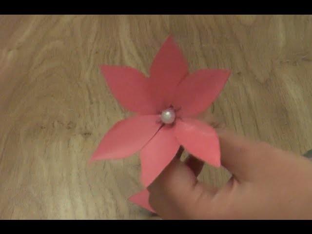 Make Plastic Bottle Flower. DIY
