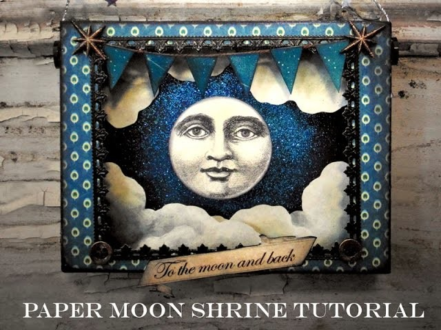 Paper Moon Shrine Tutorial